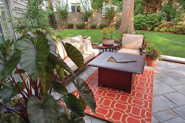 Back to Cool: Fall Patio Makeover