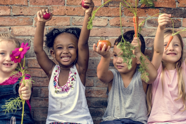 Green Beans & Patience: Advice for Gardening with Children