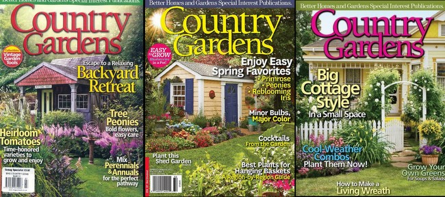 Discovering Country Gardens Magazine