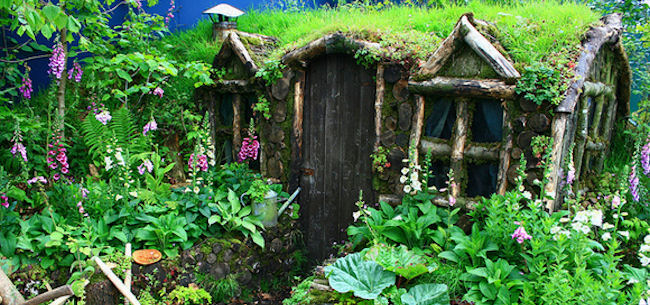 Fun Fairy Gardens go Anywhere