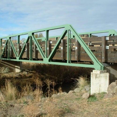 Treated Bridge Job