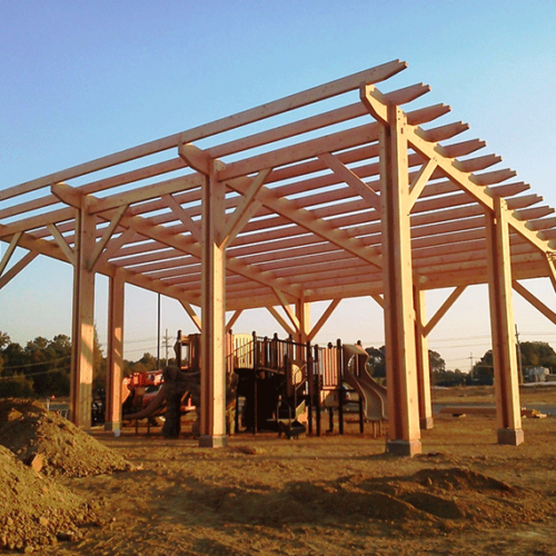 Homestead Timber Frames