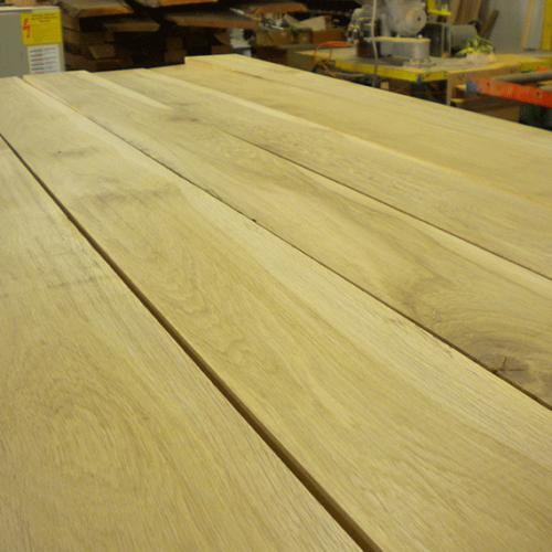 Oregon Oak Flooring
