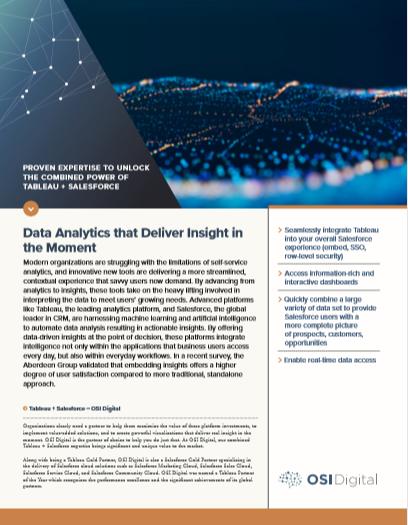 Data Analytics Cover Image