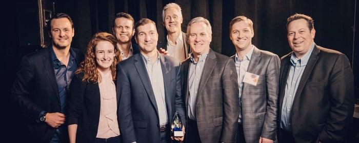 OSI Digital Named 'Rising Star' Partner of the Year at Tableau's 2018 Americas Partner Awards