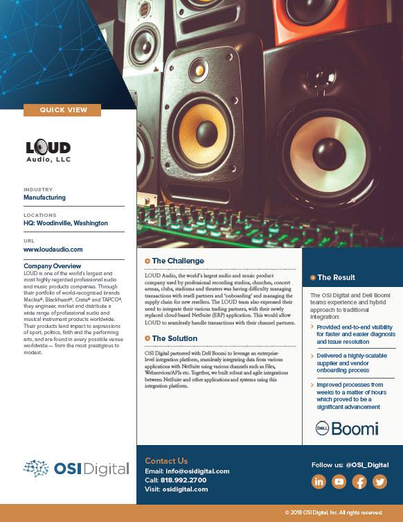 Quick View: Loud Audio