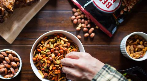 New BEER NUTS® Cantina Mix Launched