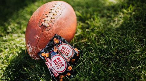 We're NUTS for Football!