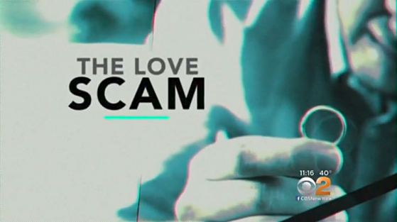 The Love Scam – CBS NY