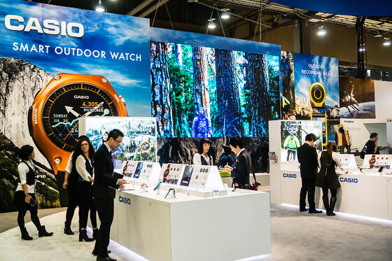 6 New Technologies Unveiled at CES 2018
