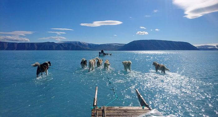 Scioglimento-Ghiacci-Groenlandia