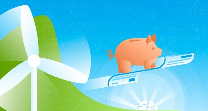 Scegli energia green per risparmiare e salvare il pianeta