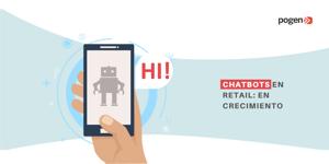 Uso de chatbots crecerá ocho veces más en retail