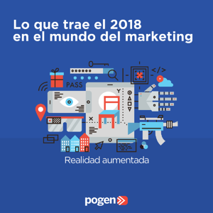 Lo que trae el 2018 en el mundo del marketing
