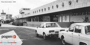 Conoce cuál fue el primer centro comercial de México