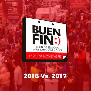 El Buen Fin, 2016 Vs. 2017