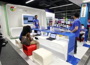 Empresas de comercio electronico buscan espacios fisicos