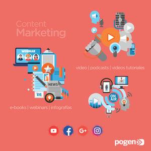 Aprende a promocionar tu marca con el Content Marketing