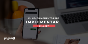95% del total de consumos digitales es a través de apps móviles
