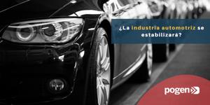 ¿La industria automotriz se estabilizará? Te lo contamos