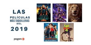 Las películas más taquilleras y con mayor afluencia en centros comerciales