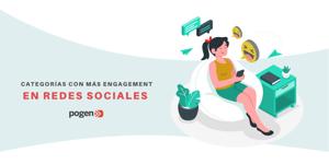 Finanzas, con más engagement en Instagram; retail, en Twitter