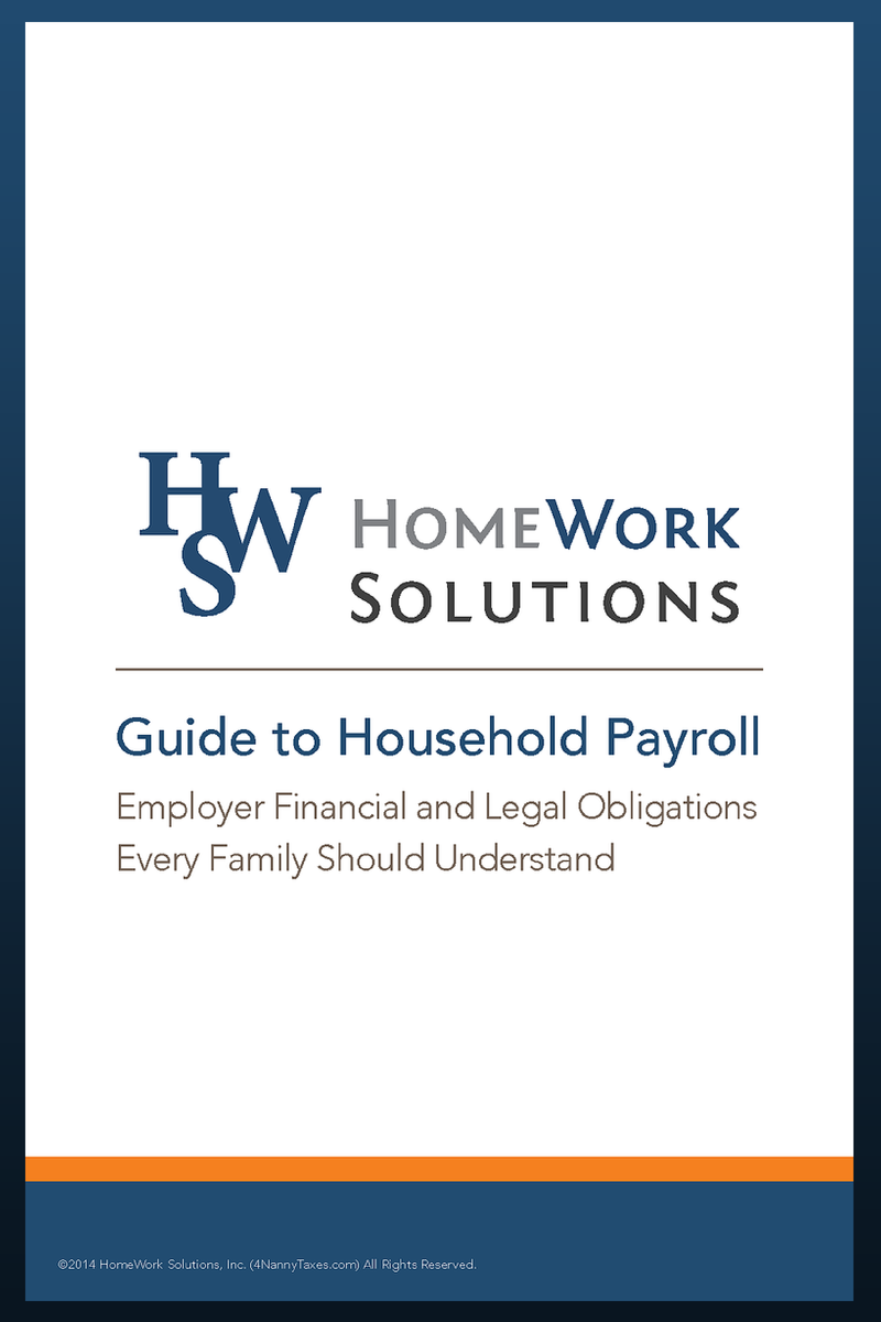 Writing the Household Employee's Letter of Reference