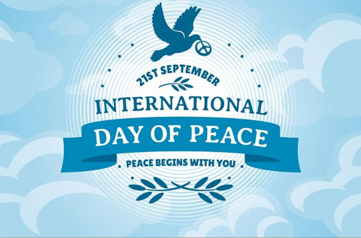 The Stepping Stones Group Celebrates in Service - International Day of Peace