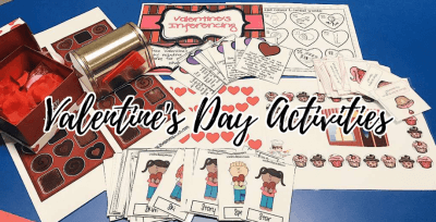 Valentine's Day Therapy Ideas