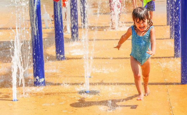 Water activities for summer