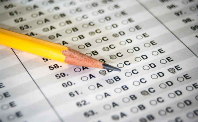 Surviving End of Year Standardized Tests