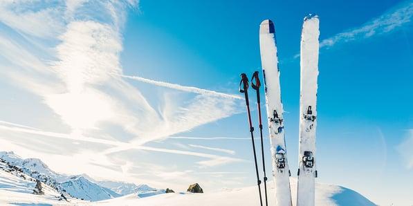 Slimme wintersporters doen aan krachttraining