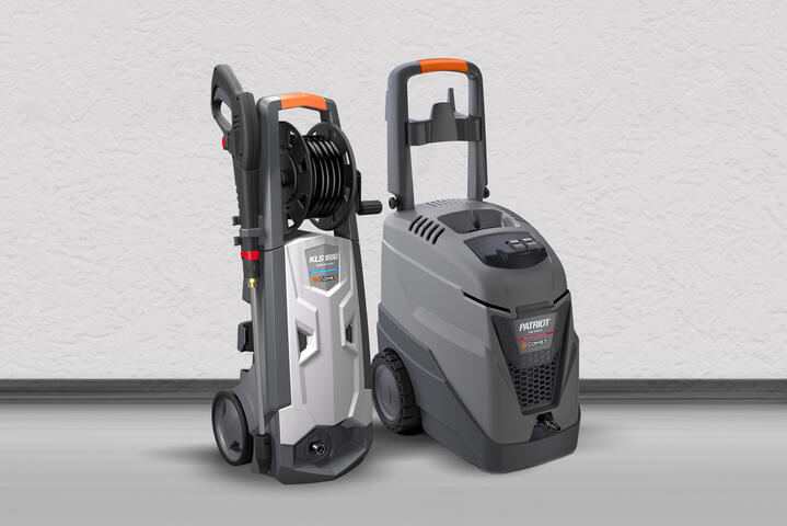 COLD WATER OR HOT WATER PRESSURE WASHERS: HOW TO CHOOSE