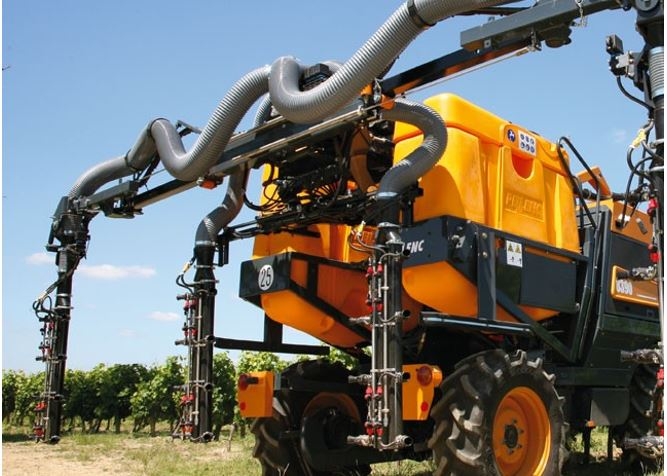 HOW TO CHOOSE THE HIGH PRESSURE DIAPHRAGM PUMP BEST SUITED TO YOUR AIR-BLAST SPRAYER