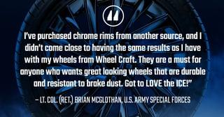 Wheel Craft Testimonials - Facebook