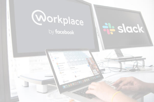 Yammer, Slack, Teams, Workplace: The Same Kind of Different