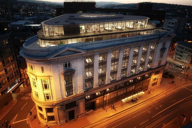 Commercial property area guide: Sheffield - England