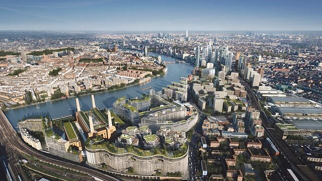 Commercial property area guide: Battersea - London