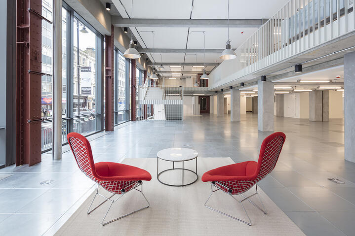 5 inviting commercial properties in Clerkenwell