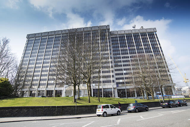 5 flexible offices in Cardiff