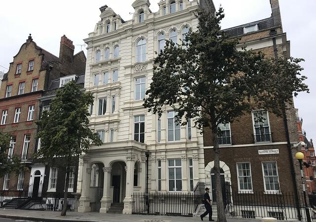 New on the market: New offices to let in Belgravia - highlights from w/c 25th March