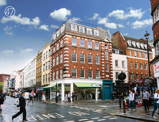 New on the market: New commercial properties to let in Charing Cross