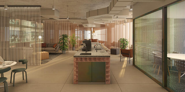 Can you rent an office by the hour?