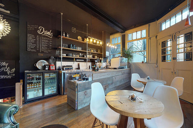 5 amazing retail units in Bethnal Green
