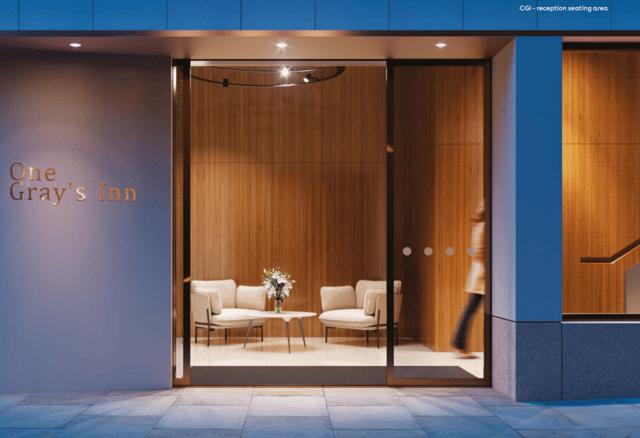 5 ultra-modern commercial properties in Bloomsbury