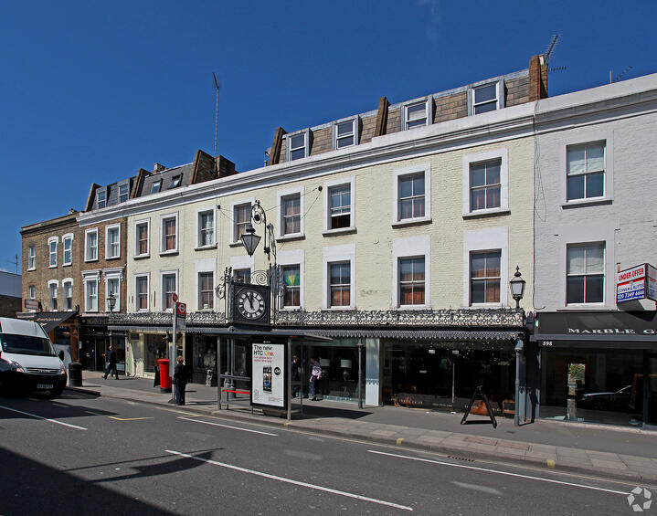 Commercial property area guide: Fulham, London