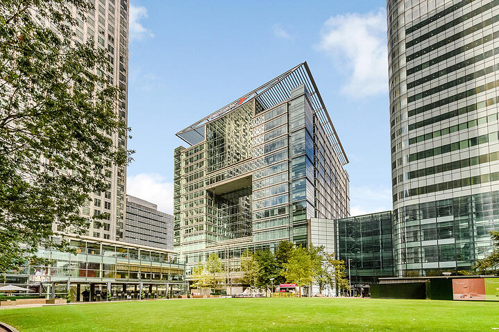 5 ultra-modern commercial properties in Canary Wharf