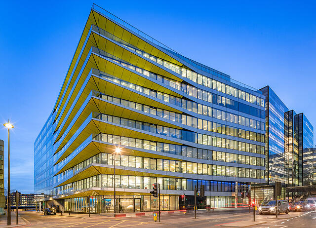 What is a mixed use commercial property?