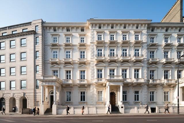 5 superb offices in Belgravia