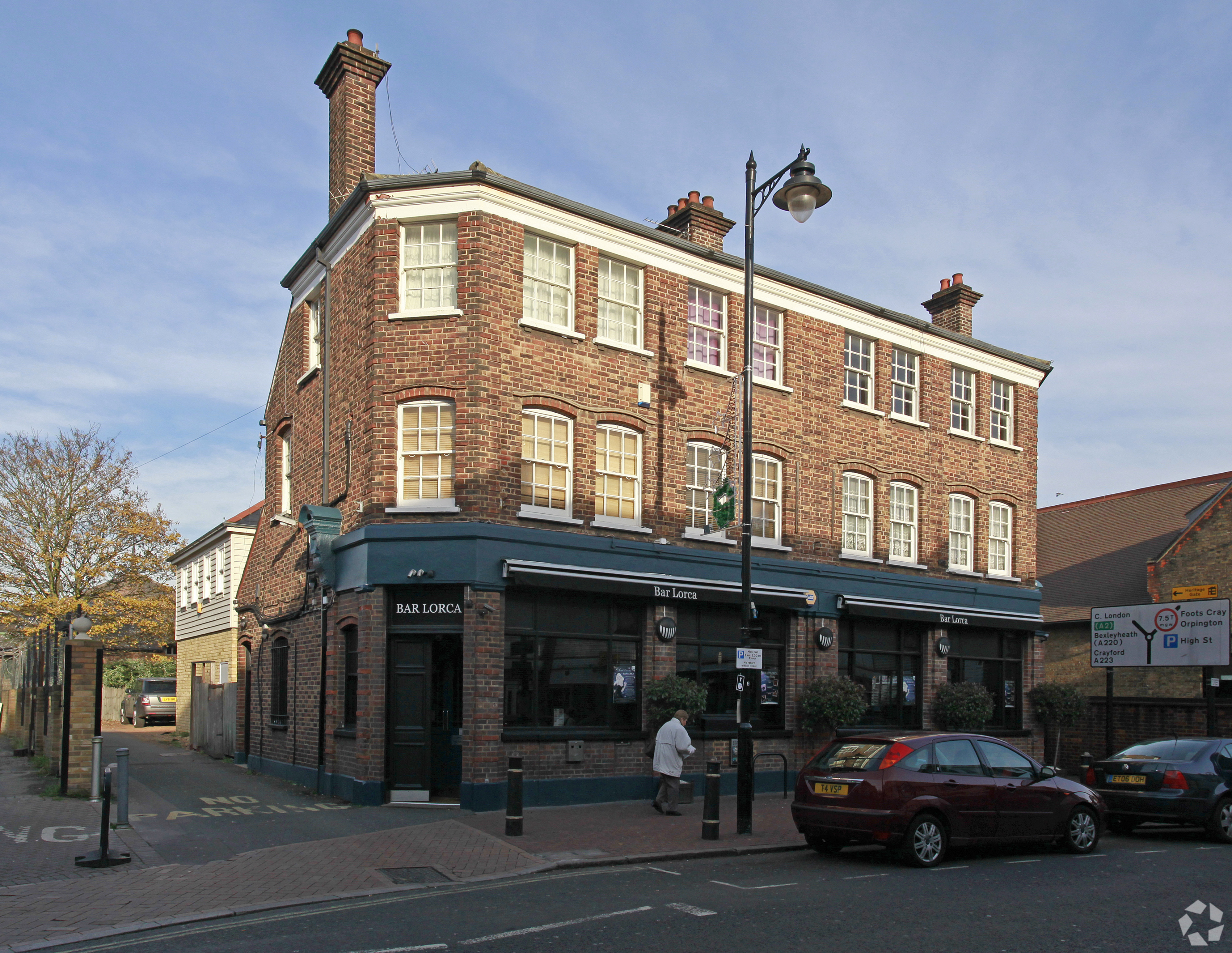 Commercial property area guide: Bexley - London